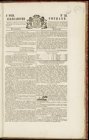 Alkmaarsche Courant 1851-06-02