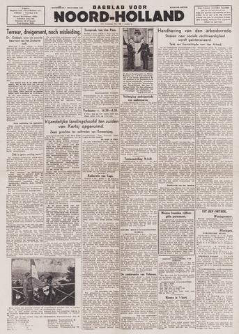 Dagblad Noord-Holland, Schager editie 1943-12-09