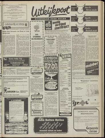 Uitkijkpost : nieuwsblad voor Heiloo e.o. 1978-03-22