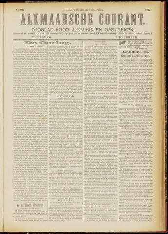 Alkmaarsche Courant 1915-12-15