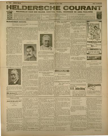 Heldersche Courant 1933-07-18