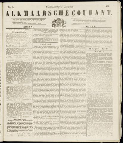 Alkmaarsche Courant 1872-03-03