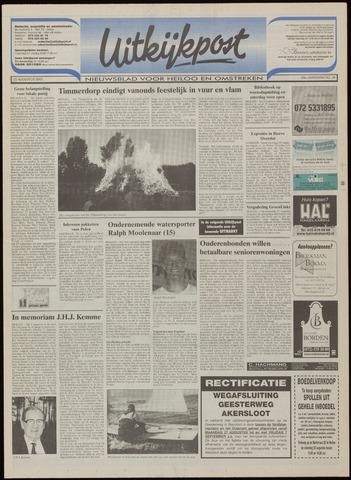 Uitkijkpost : nieuwsblad voor Heiloo e.o. 2001-08-22