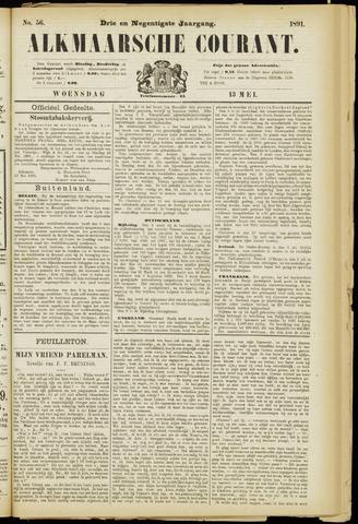 Alkmaarsche Courant 1891-05-13