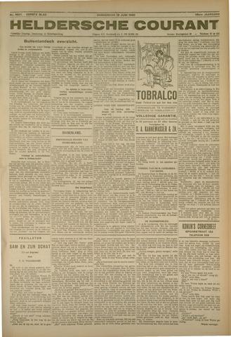 Heldersche Courant 1930-06-19