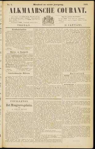 Alkmaarsche Courant 1899-01-13