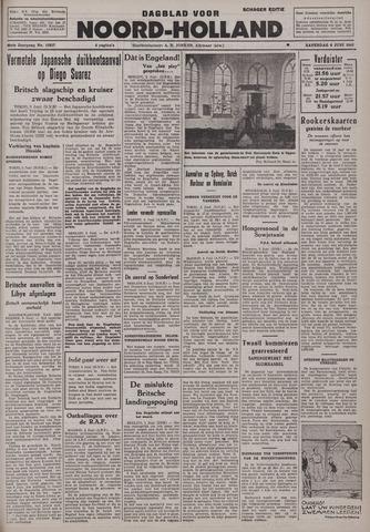 Dagblad Noord-Holland, Schager editie 1942-06-06