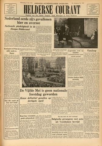 Heldersche Courant 1954-05-05