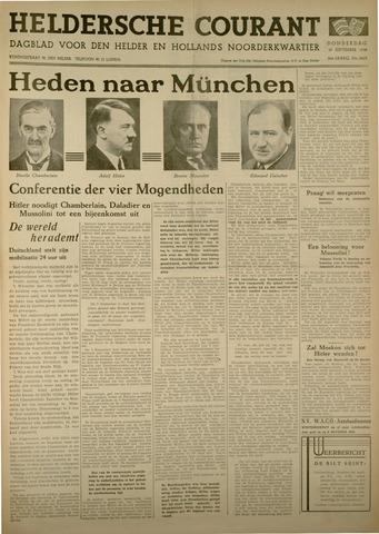 Heldersche Courant 1938-09-29
