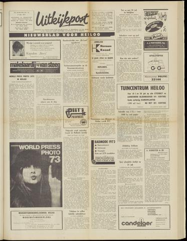 Uitkijkpost : nieuwsblad voor Heiloo e.o. 1973-07-17