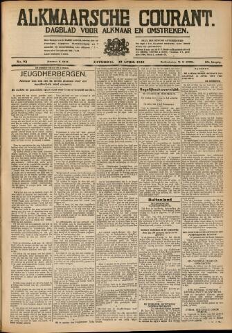 Alkmaarsche Courant 1930-04-19
