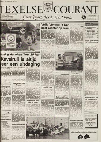 Texelsche Courant 1995-09-19