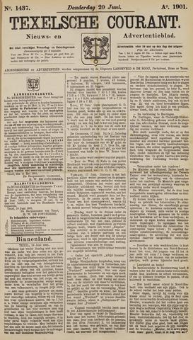 Texelsche Courant 1901-06-20