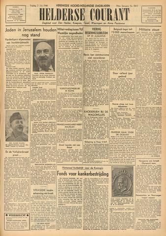 Heldersche Courant 1948-05-21