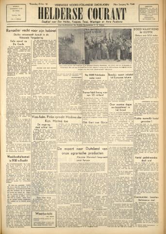 Heldersche Courant 1947-10-29