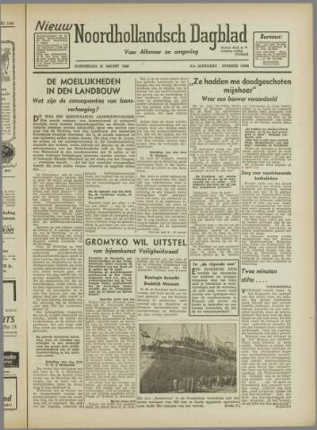 Nieuw Noordhollandsch Dagblad : voor Alkmaar en omgeving 1946-03-21