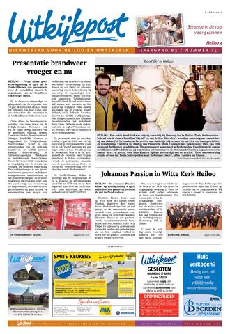 Uitkijkpost : nieuwsblad voor Heiloo e.o. 2017-04-05