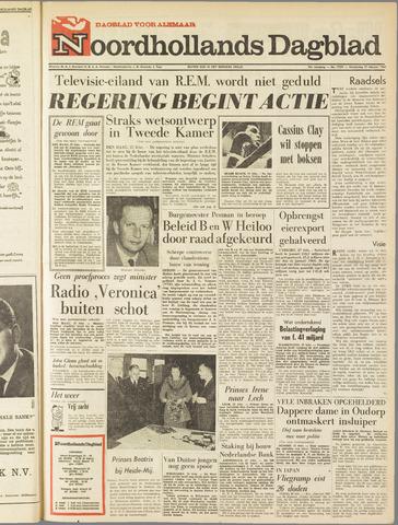 Noordhollands Dagblad : dagblad voor Alkmaar en omgeving 1964-02-27