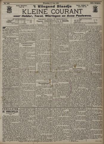 Vliegend blaadje : nieuws- en advertentiebode voor Den Helder 1906-06-27
