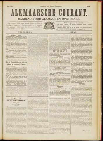Alkmaarsche Courant 1908-06-04