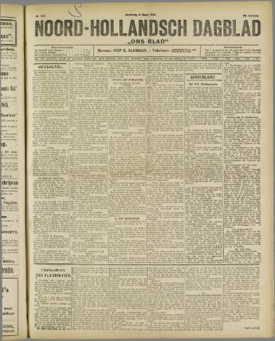 Ons Blad : katholiek nieuwsblad voor N-H 1922-03-16