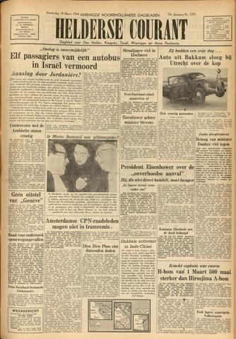 Heldersche Courant 1954-03-18