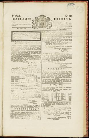 Alkmaarsche Courant 1853-11-28