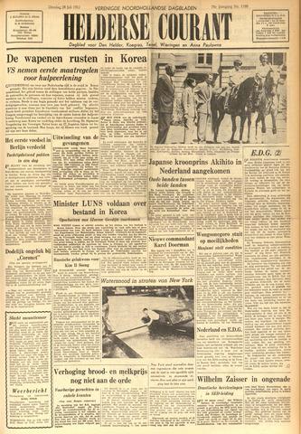 Heldersche Courant 1953-07-28
