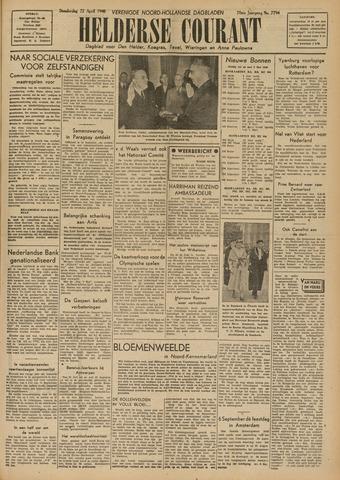 Heldersche Courant 1948-04-22