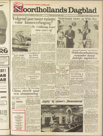 Noordhollands Dagblad : dagblad voor Alkmaar en omgeving 1963-09-07