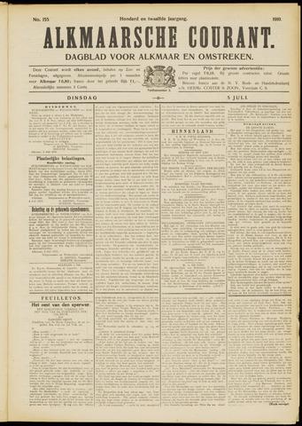 Alkmaarsche Courant 1910-07-05
