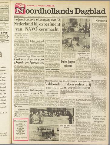 Noordhollands Dagblad : dagblad voor Alkmaar en omgeving 1964-02-21