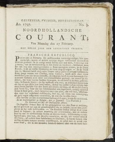 Noordhollandsche Courant 1797-02-27