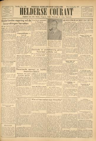 Heldersche Courant 1948-10-09
