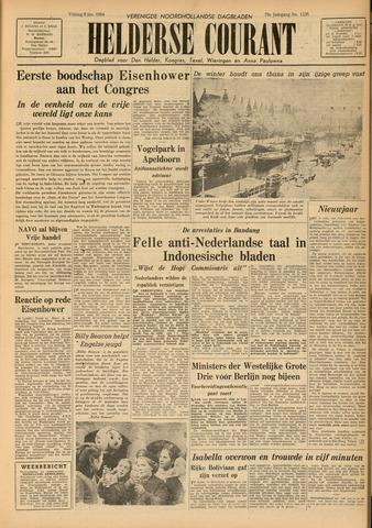 Heldersche Courant 1954-01-08