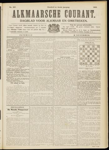 Alkmaarsche Courant 1908-11-14