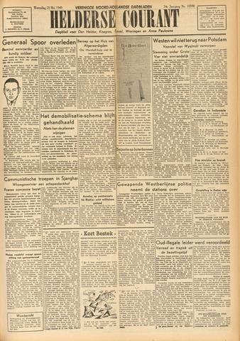 Heldersche Courant 1949-05-25