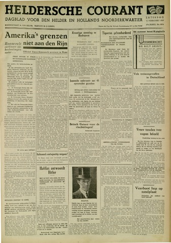 Heldersche Courant 1939-02-04