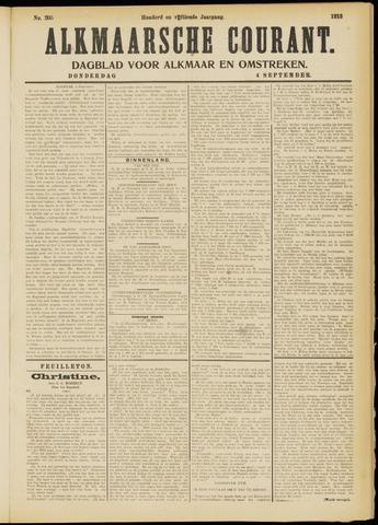 Alkmaarsche Courant 1913-09-04
