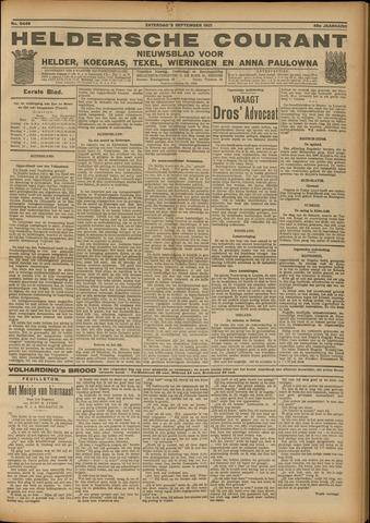 Heldersche Courant 1921-09-03
