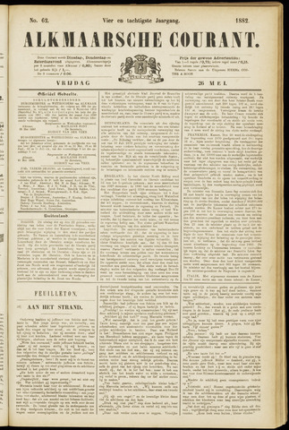 Alkmaarsche Courant 1882-05-26