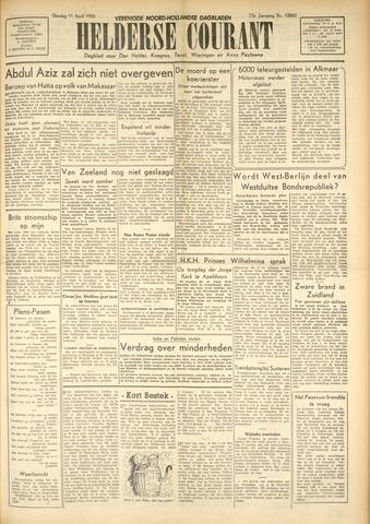 Heldersche Courant 1950-04-11
