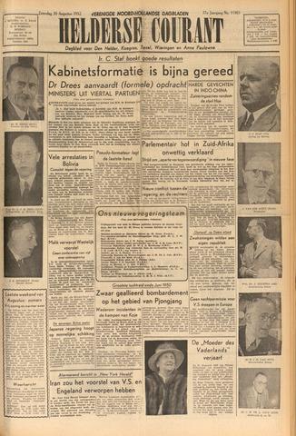Heldersche Courant 1952-08-30