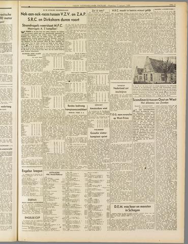 Nieuw Noordhollandsch Dagblad : voor Alkmaar en omgeving 1949-01-19