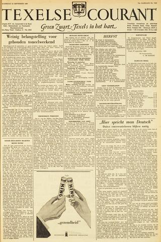 Texelsche Courant 1960-09-28