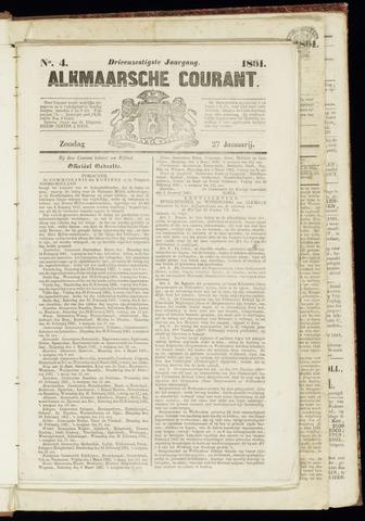 Alkmaarsche Courant 1861-01-27