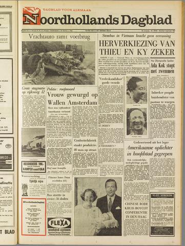 Noordhollands Dagblad : dagblad voor Alkmaar en omgeving 1967-09-04