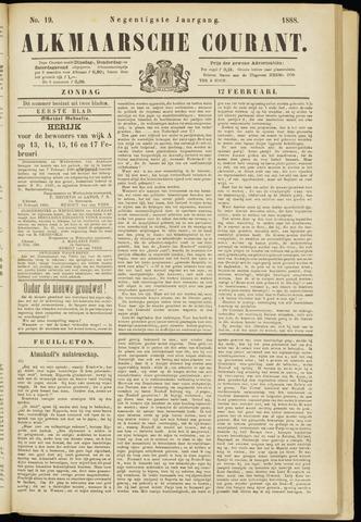 Alkmaarsche Courant 1888-02-12