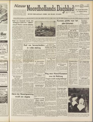 Nieuw Noordhollandsch Dagblad : voor Alkmaar en omgeving 1950-08-16