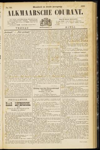 Alkmaarsche Courant 1901-07-12